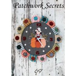 Revista Patchwork Secrets 69
