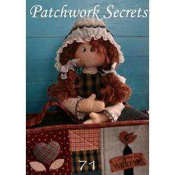 Revista Patchwork Secrets 71