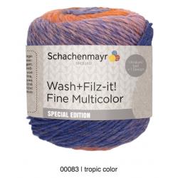 Wash+Filz-It! Fine Multicolor