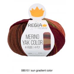 Merino Yak Color