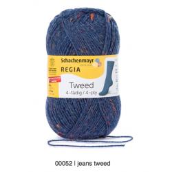 Regia Tweed 4-ply